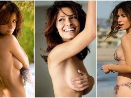 44 Hottest Sarah Shahi Bikini Pictures Will Make You Want Her Now