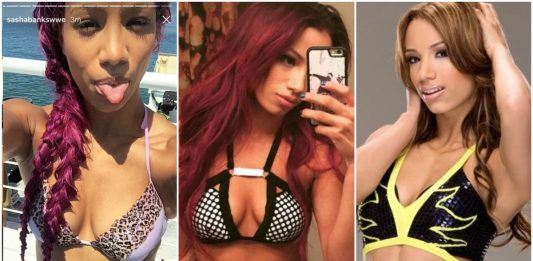 49 Hot Pictures Of Sasha Banks WWE Diva Are Just Too Damn Sexy