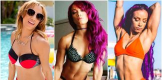 48 Hottest Sasha Banks Bikini Pictures Will Rock The WWE Fan Inside You