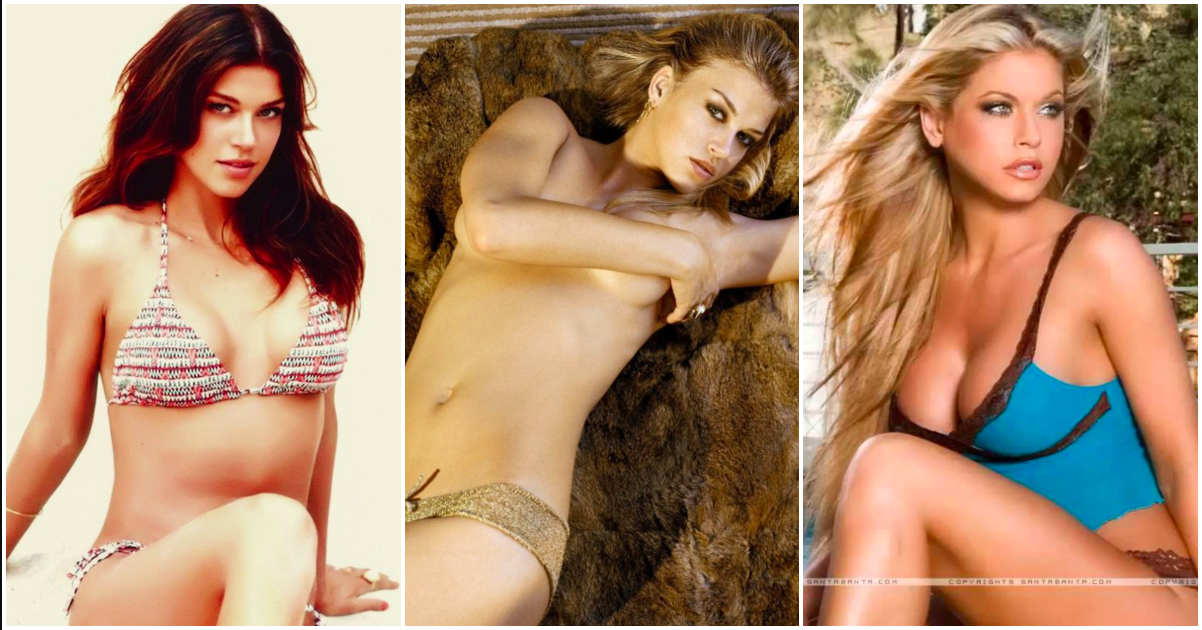 49 Hottest Adrianne Palicki Bikini Pictures Reveal Her Sexy Long Legs