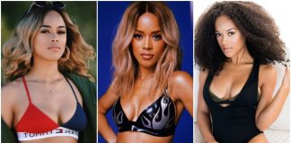 48 Hot Pictures Of Serayah - The Tiana Brown Actress From Empire Will Melt You With Her Sexy Body