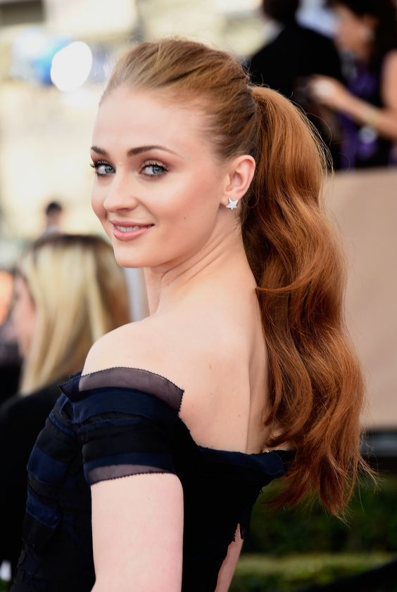 Sophie Turner Smile
