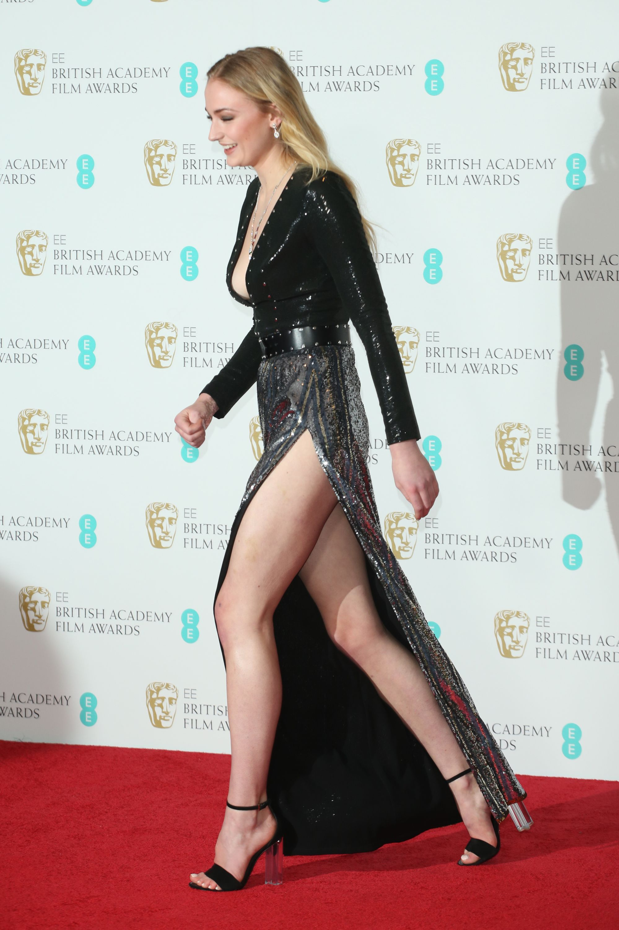 Sophie Turner on Red Carpet