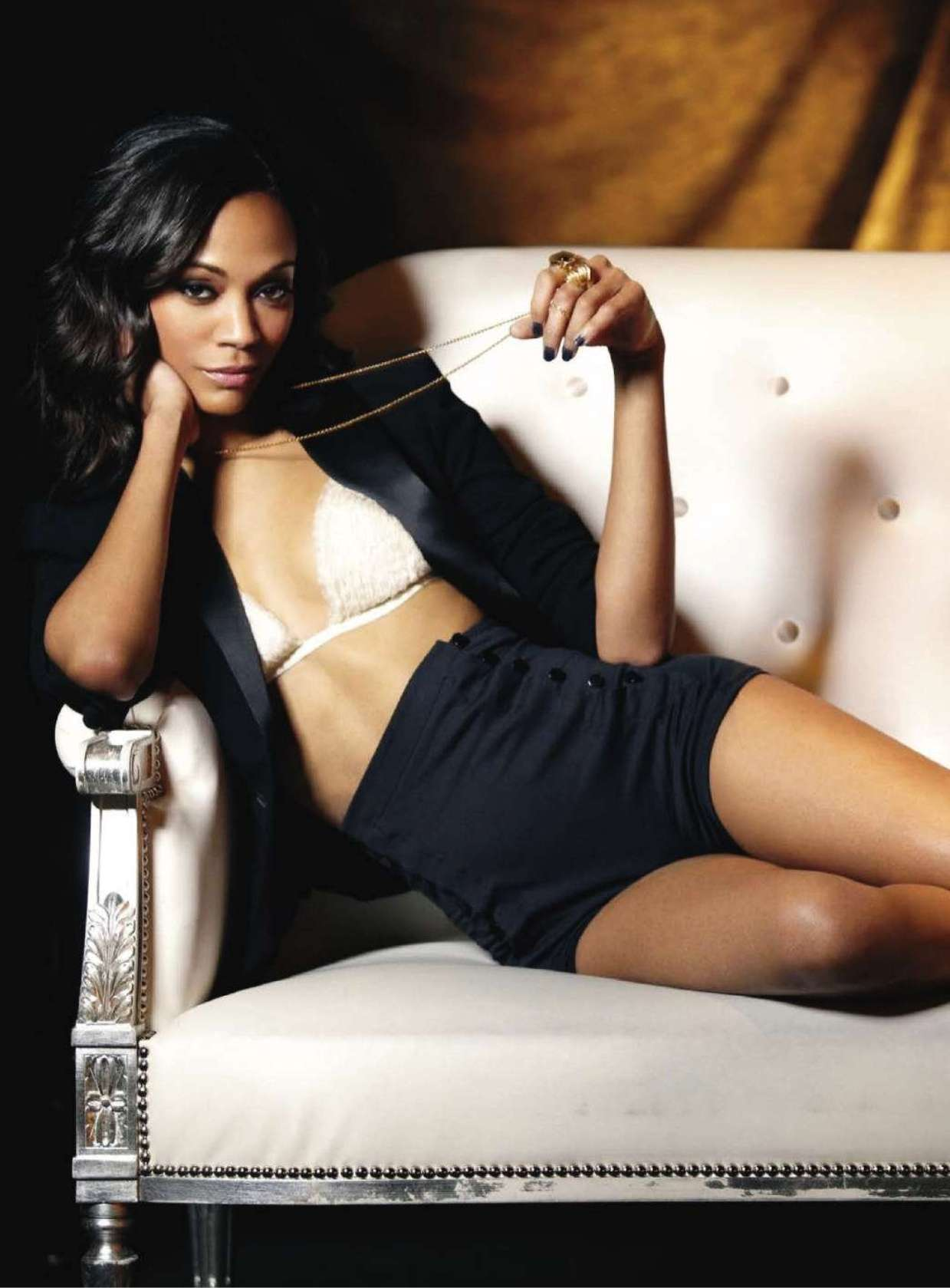 49 Hottest Zoe Saldana Bikini Pictures Are Literally Too ...
