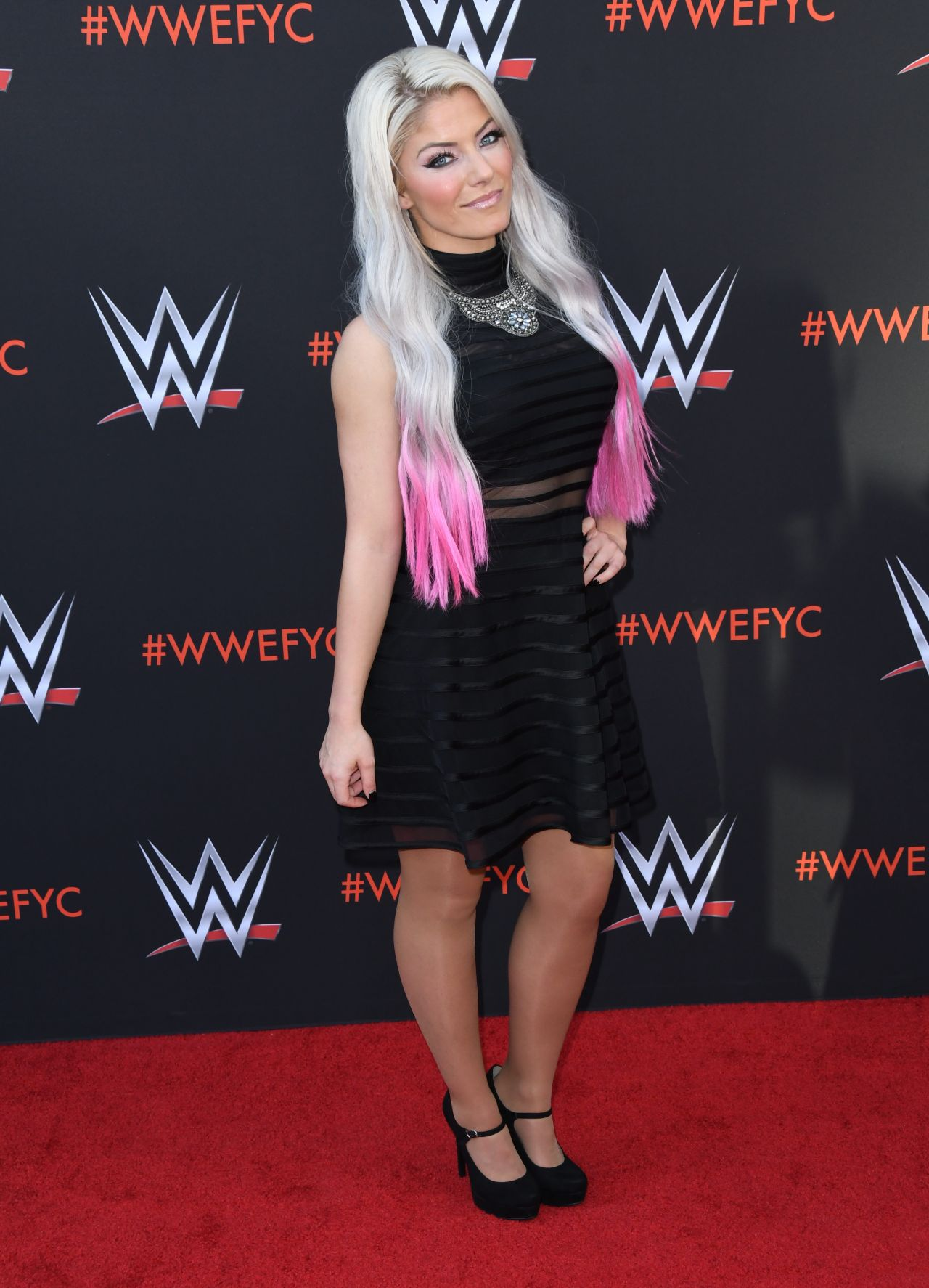 alexa bliss beautiful legs