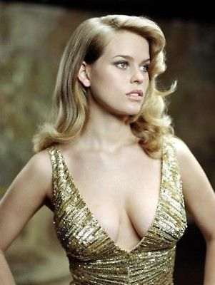 alice eve cleavages