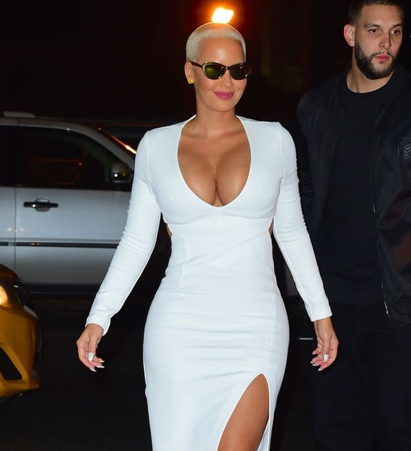 amber-rose sexy pictures
