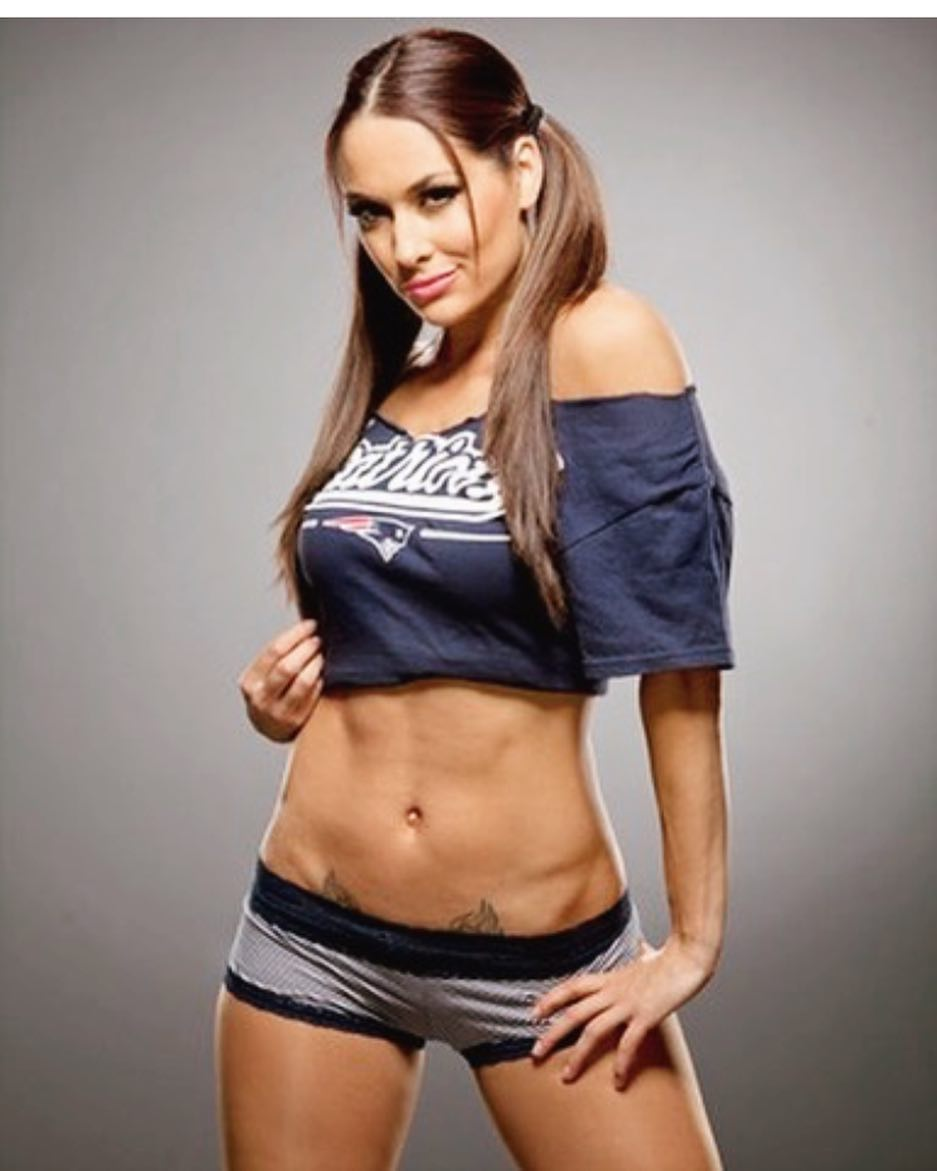 brie bella awesome