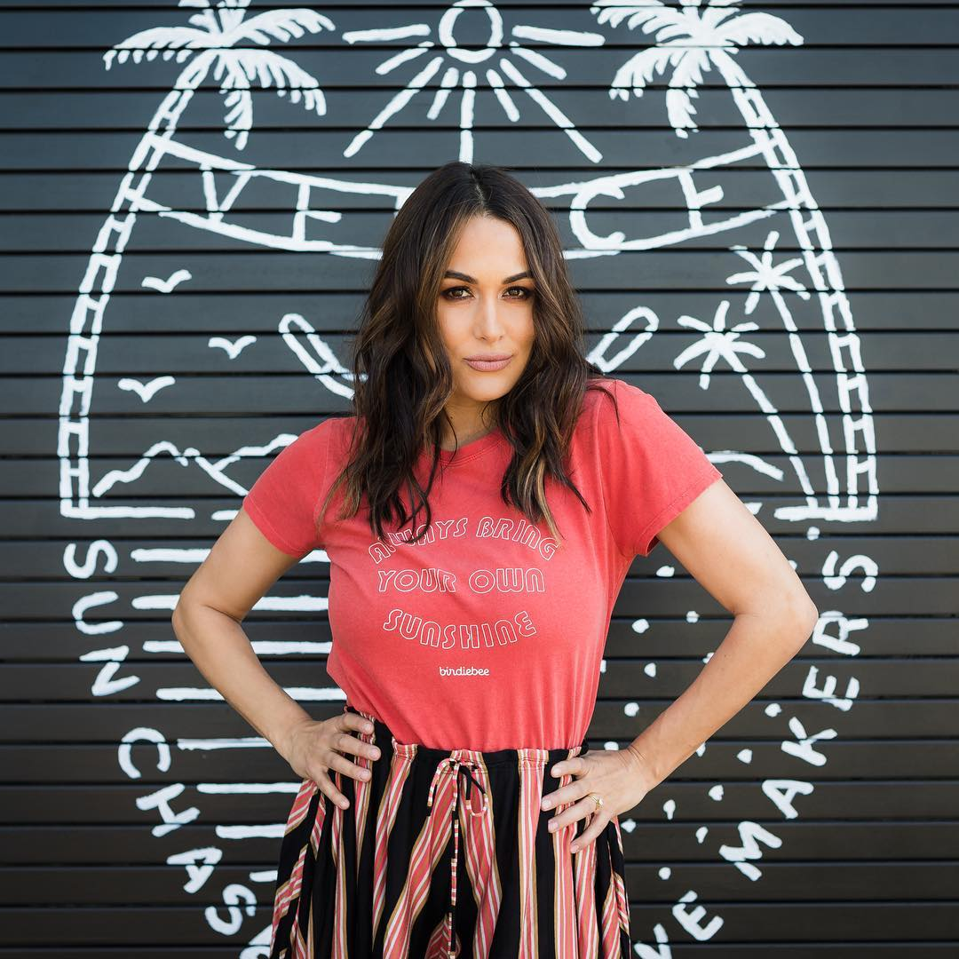brie bella beautiful