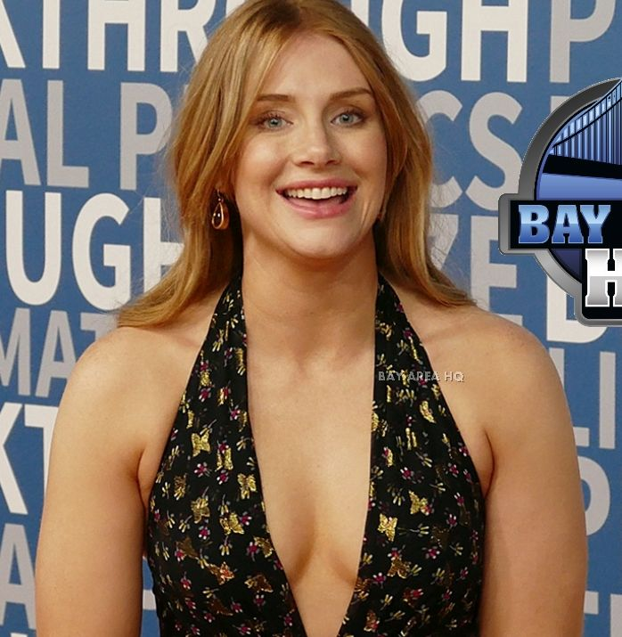 bryce dallas howard beautiful cleavages