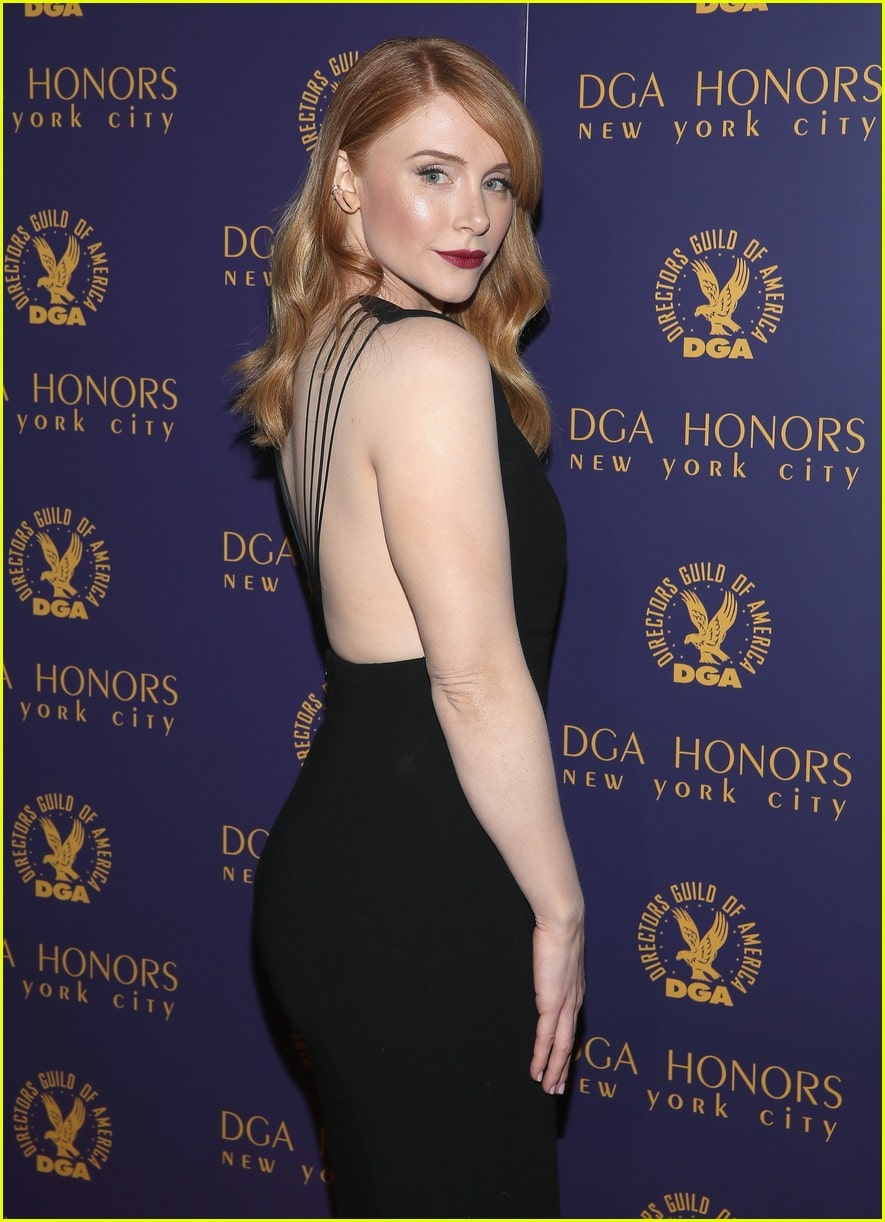 bryce dallas howard butt hot