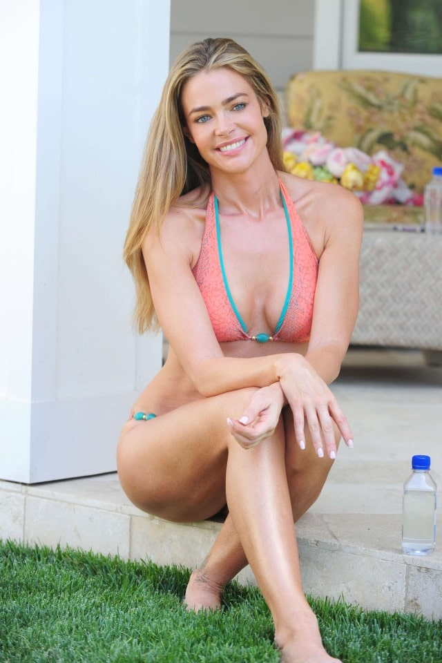 denise richards hot bikini