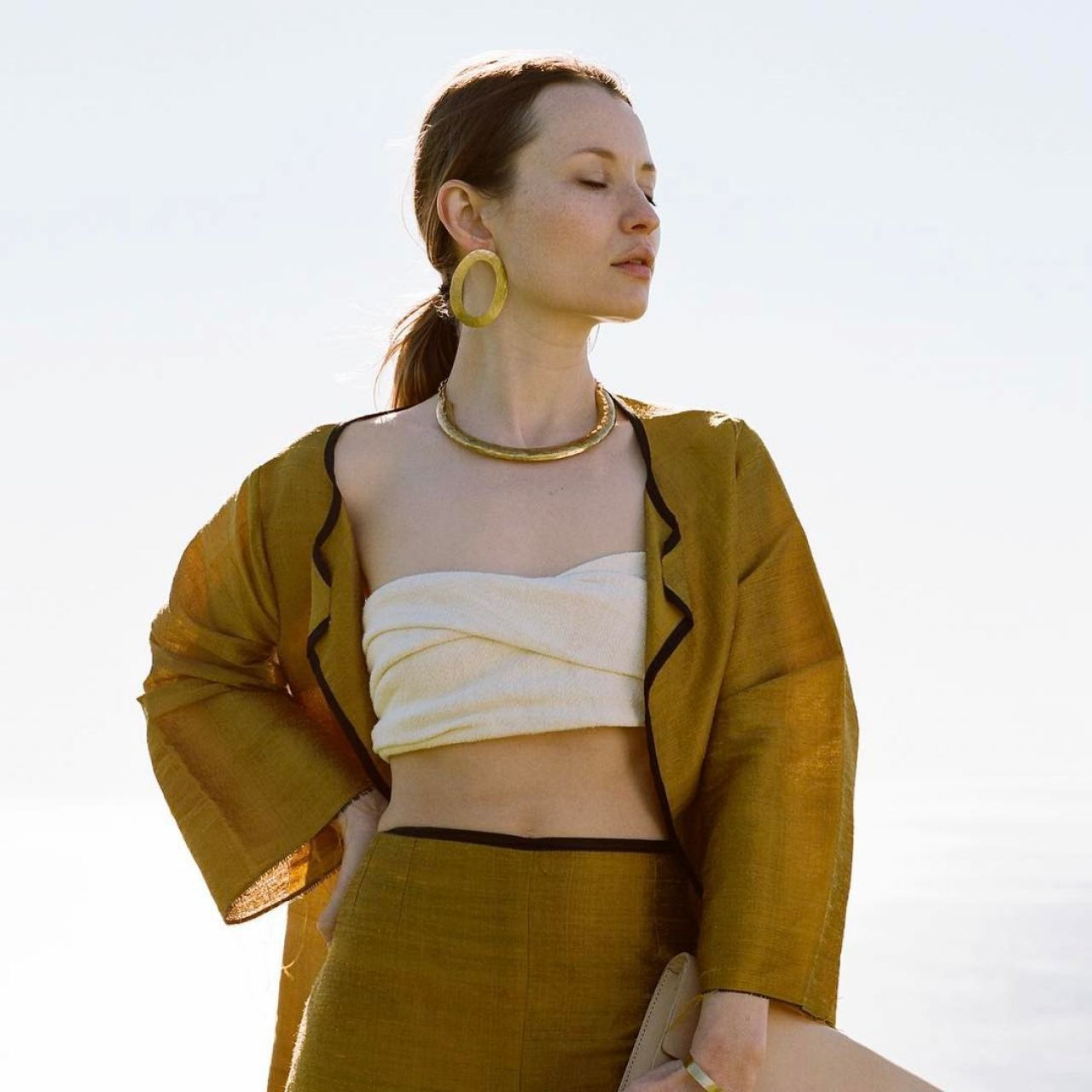 emily browning mind-blowing