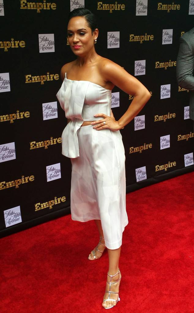 grace byers red carpet