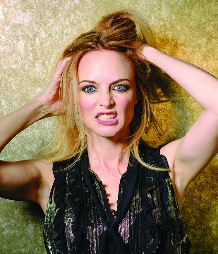 heather graham angry