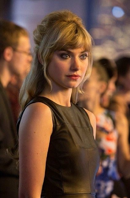 imogen poots awesome look