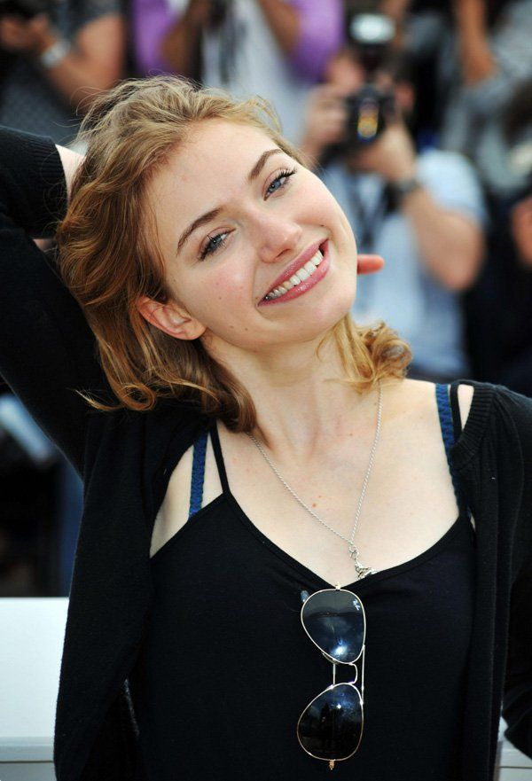 imogen poots cute smile