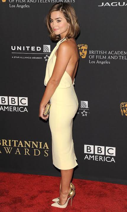 jenna coleman hot ass