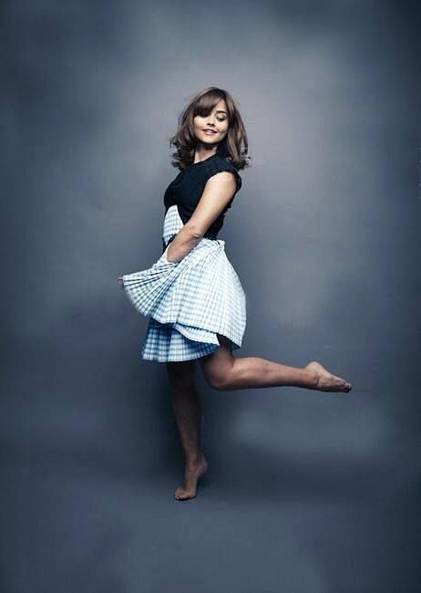 jenna coleman hot photoshoot