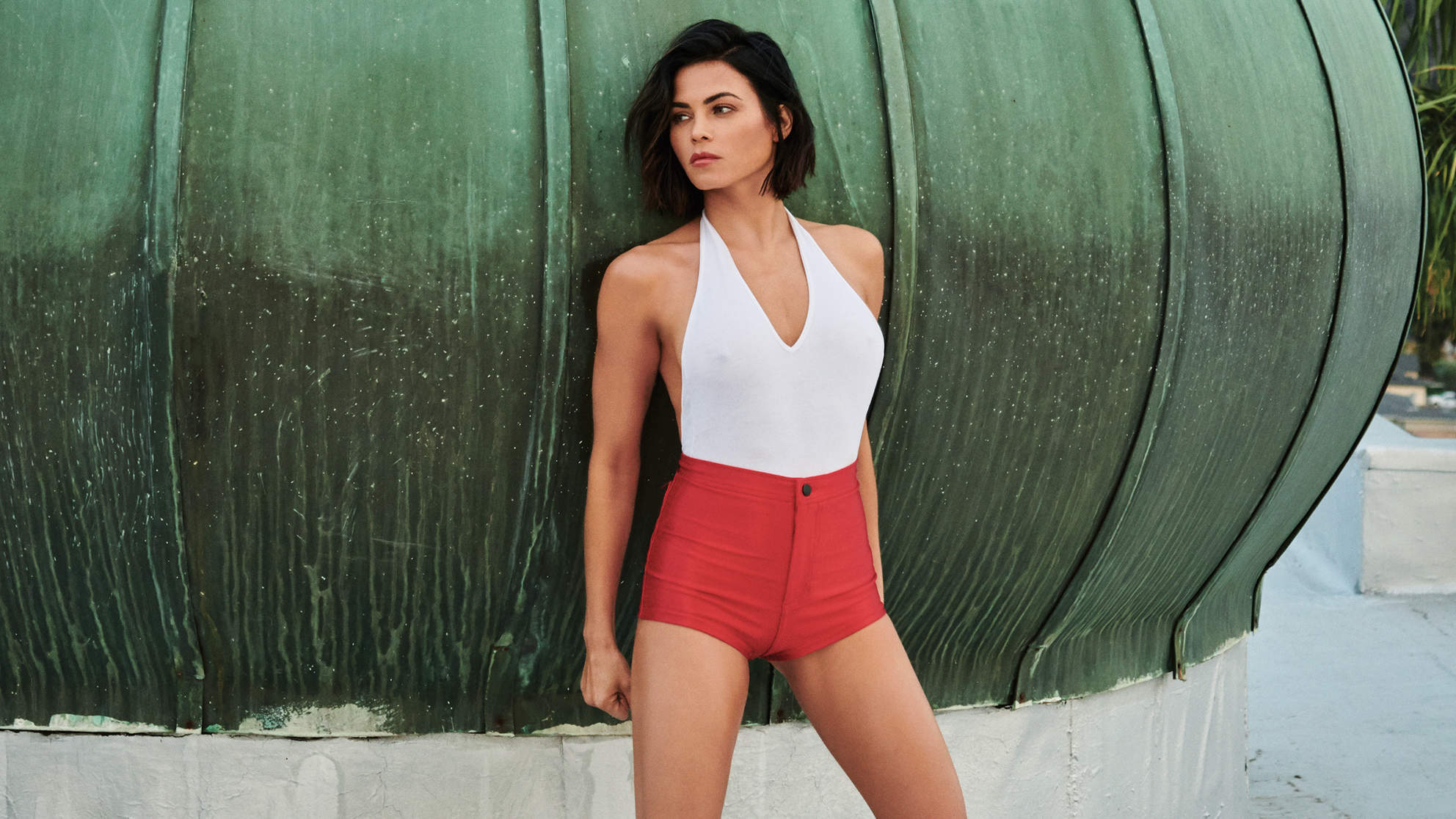 jenna dewan beach awesome picture