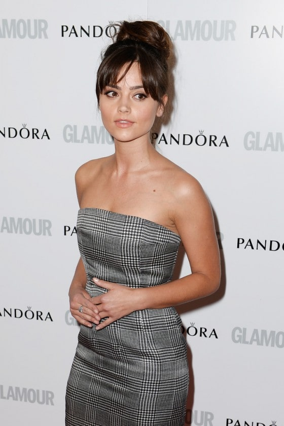 jenna louise coleman hot-min