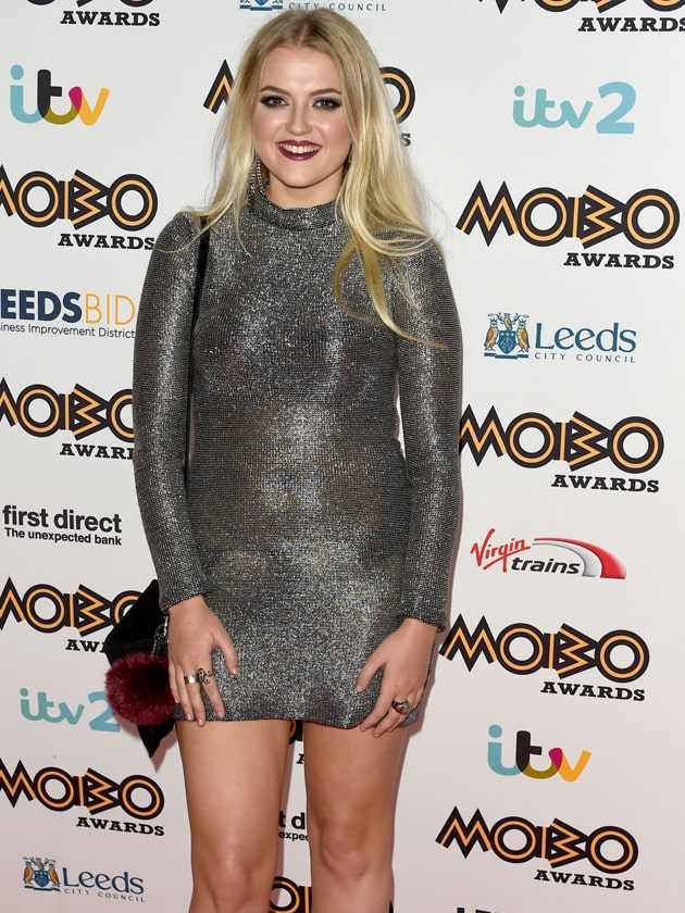 lucy fallon thighs
