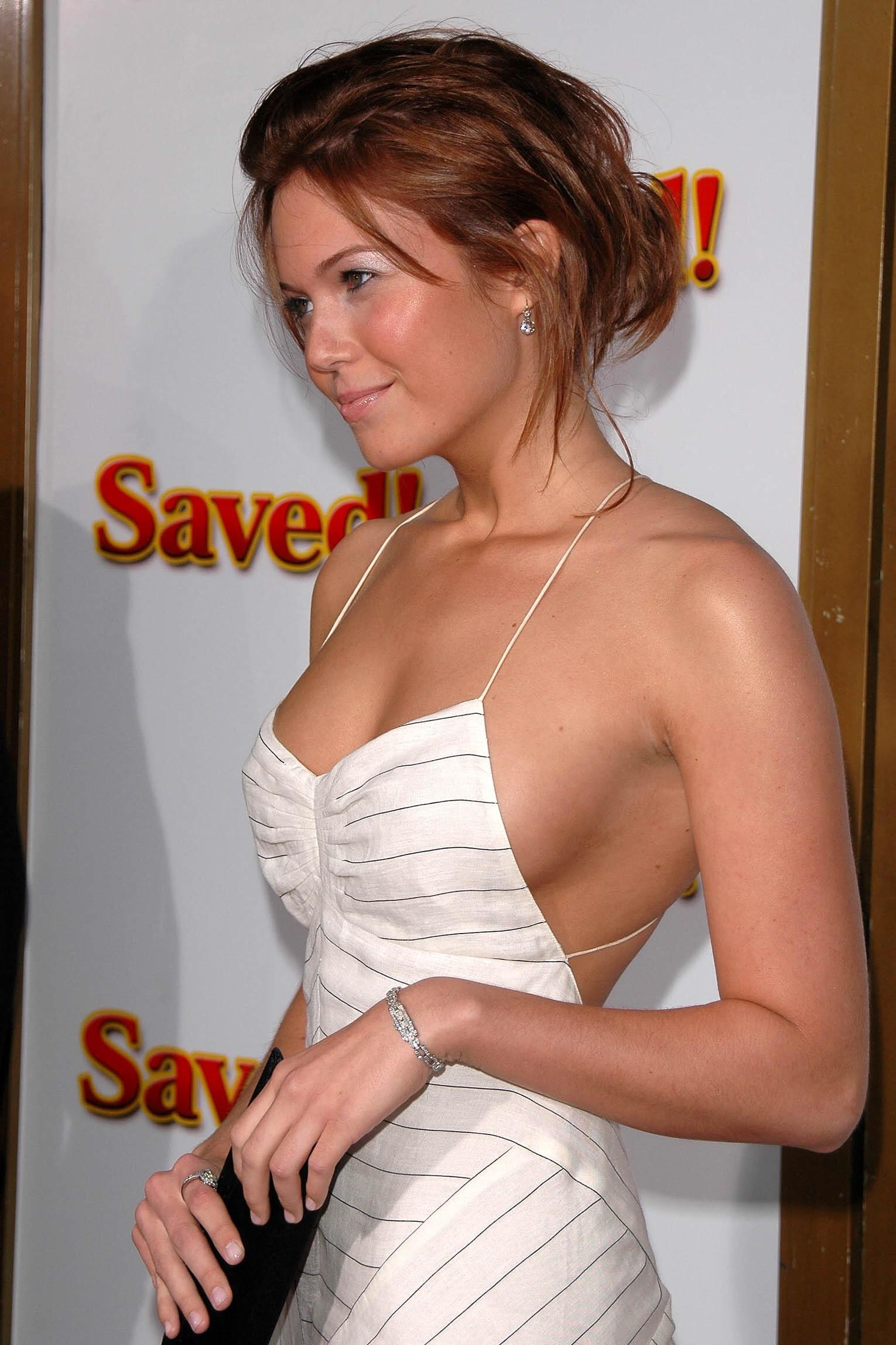 Well. think, mandy moore tits for