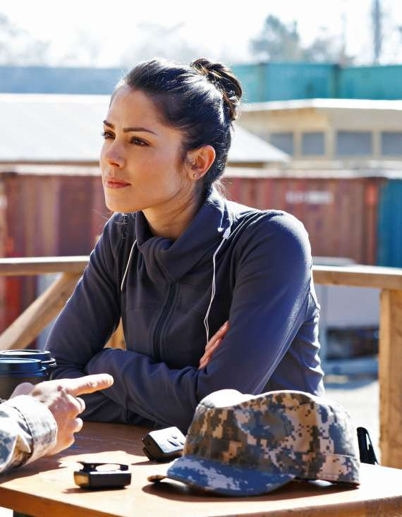 michelle borth awesome