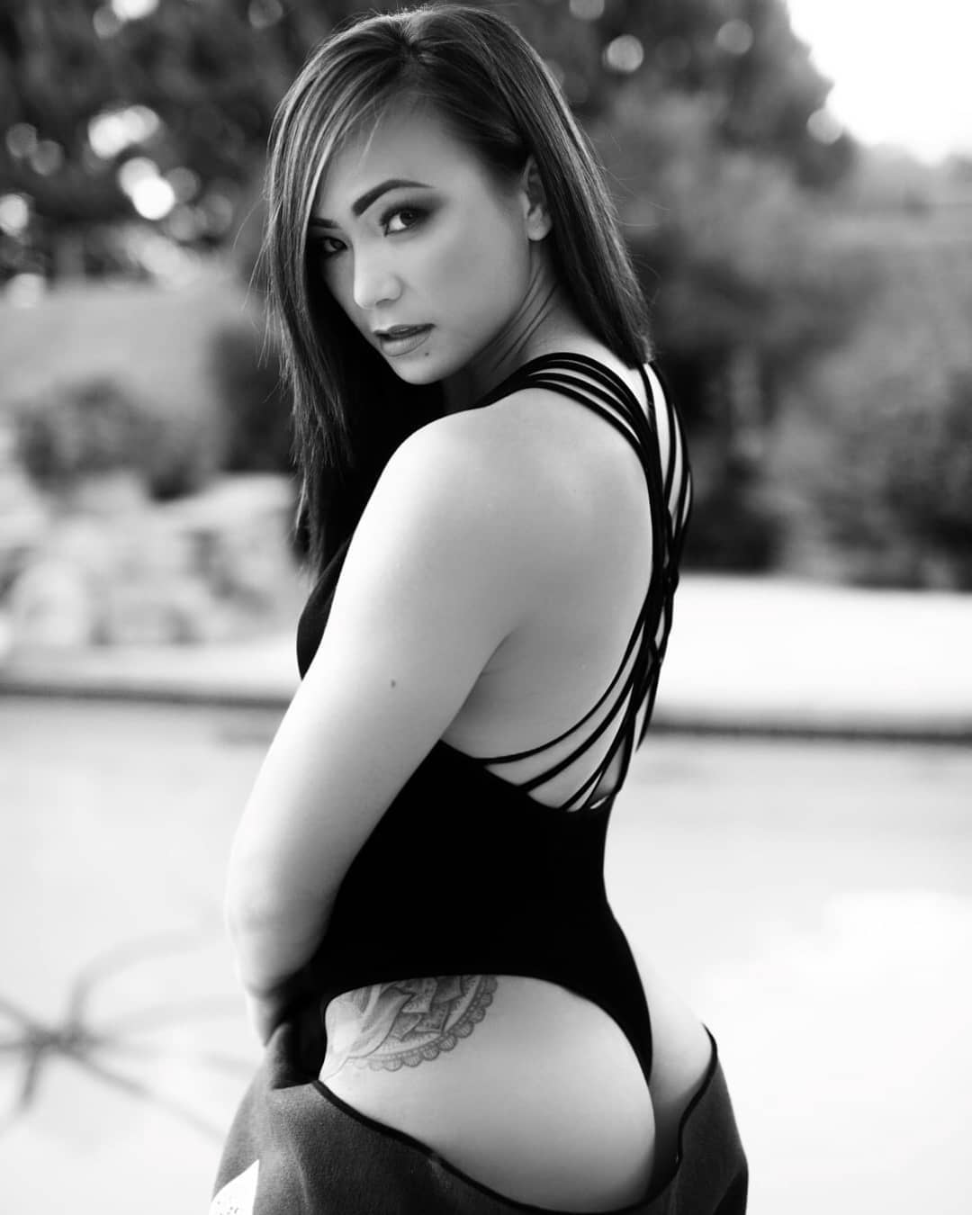 60+ Hot Pictures Of Michelle Waterson Prove She Is The