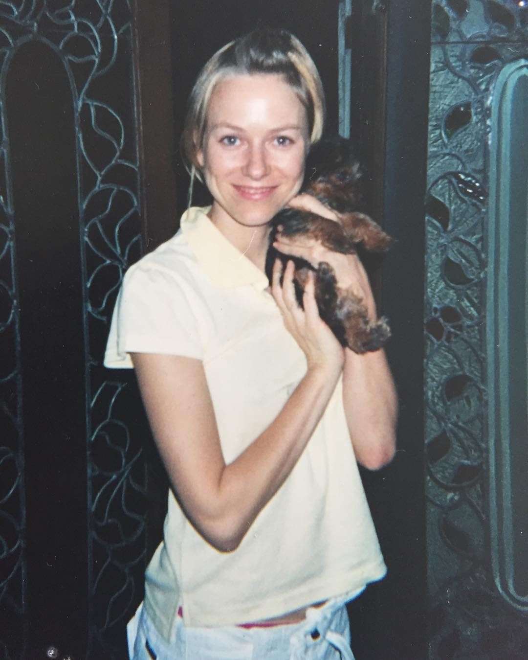 naomi watts animal lover