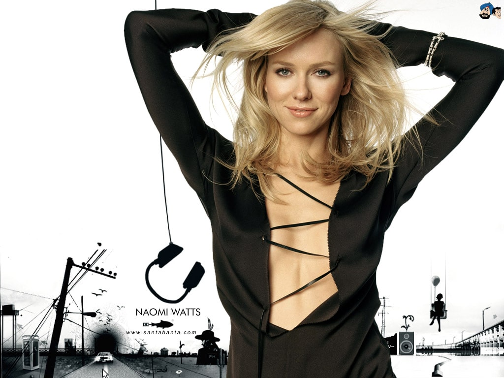 naomi watts cleavage pics