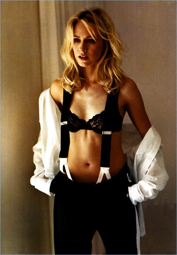 naomi watts sexy dress