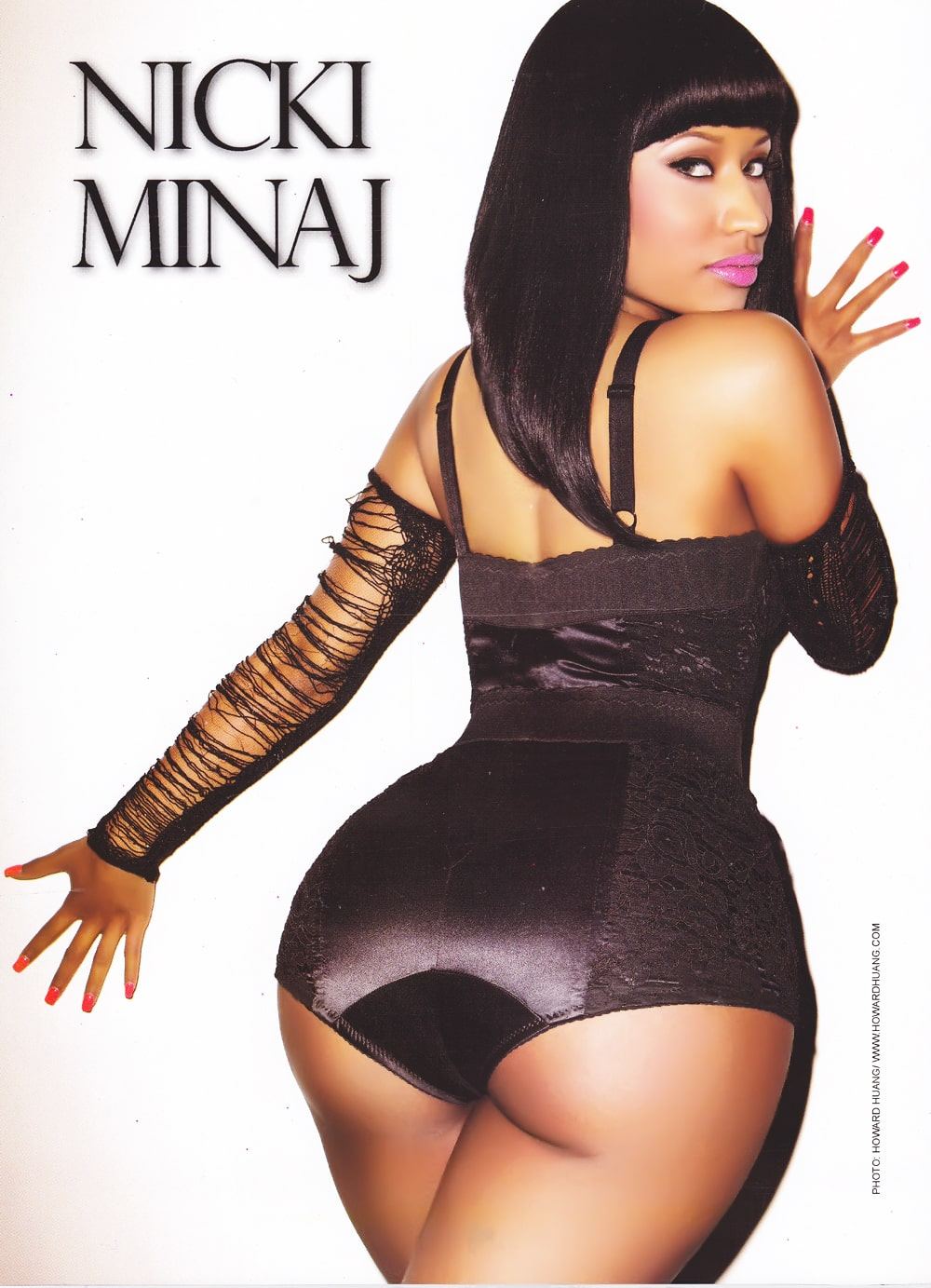 nicki minaj ass