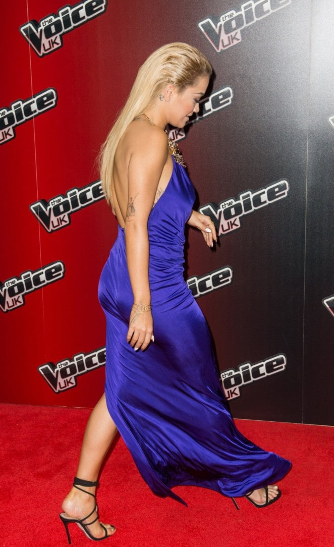 rita ora big butt