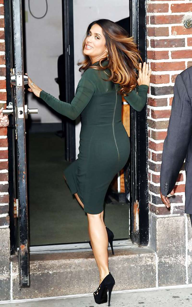 salma hayek big ass