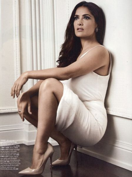 salma hayek looking hot