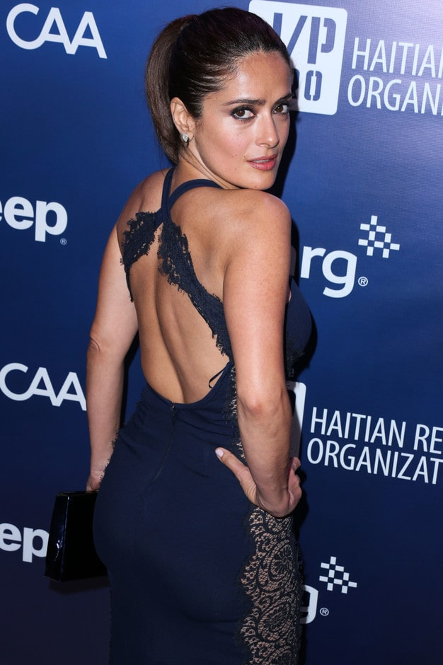 salma hayek massive ass pictures