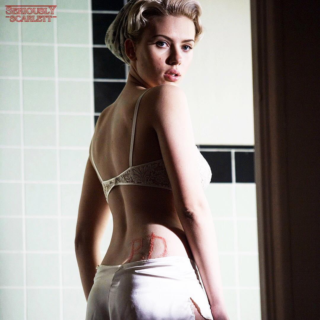 scarlett johansson awesome booty