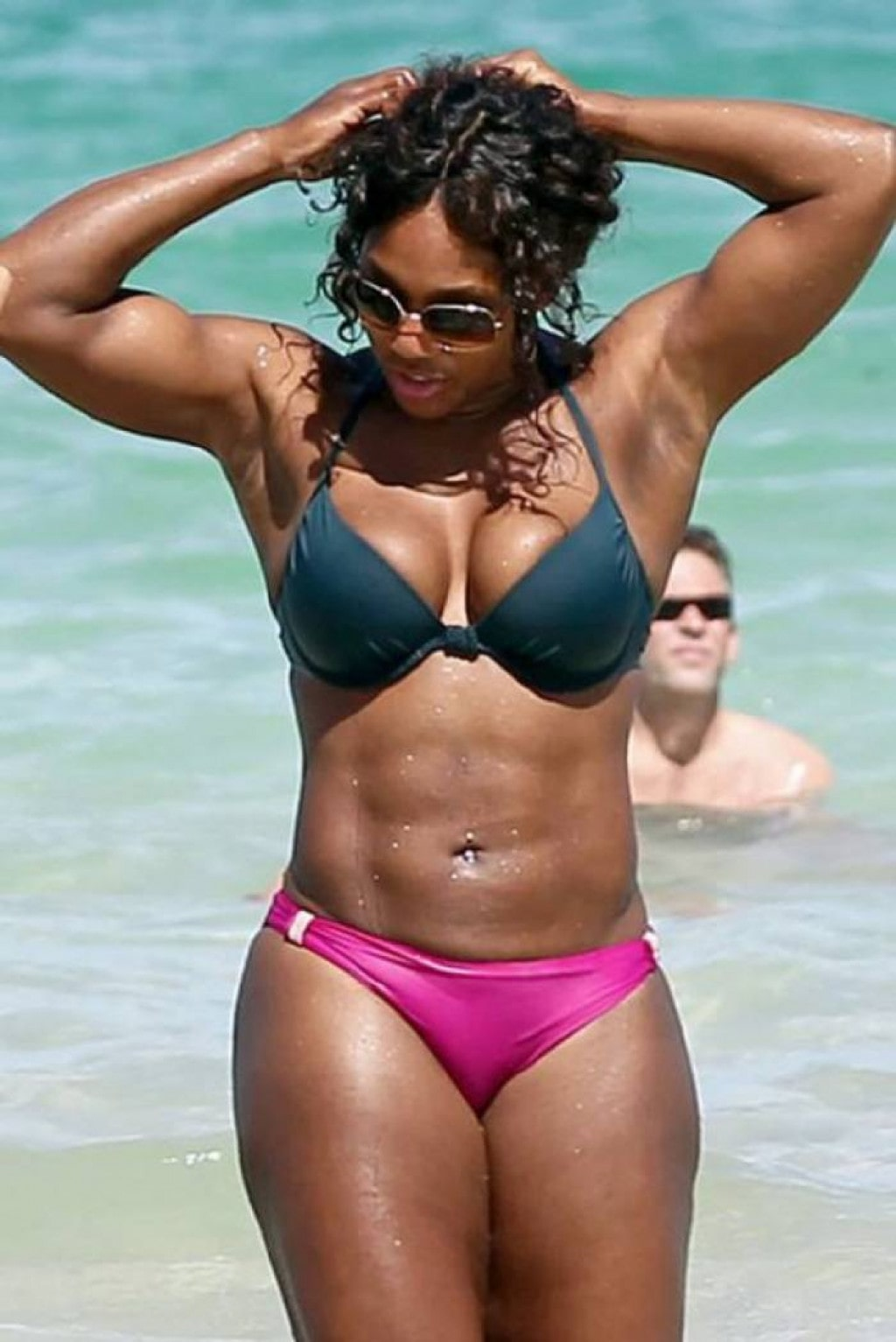 serena william sexy bikini