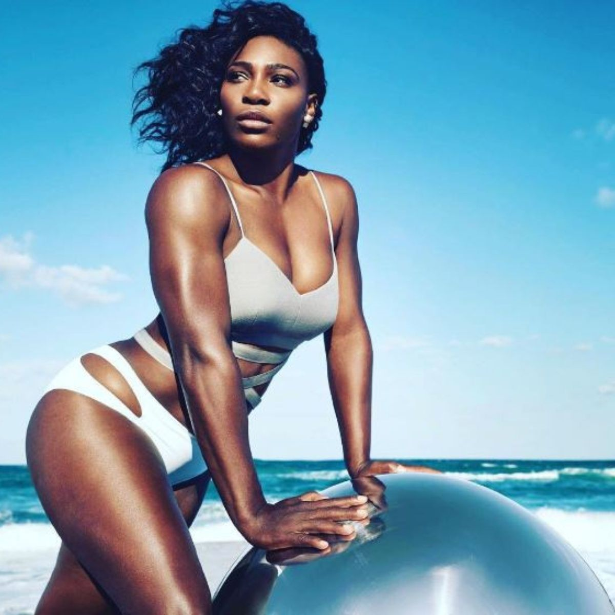 serena william swimsuit pics
