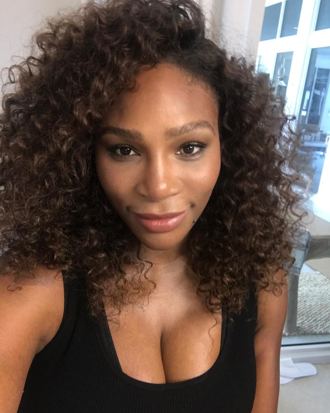 serena williams hairstyle