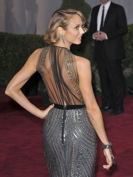 stacy keibler biggest booty