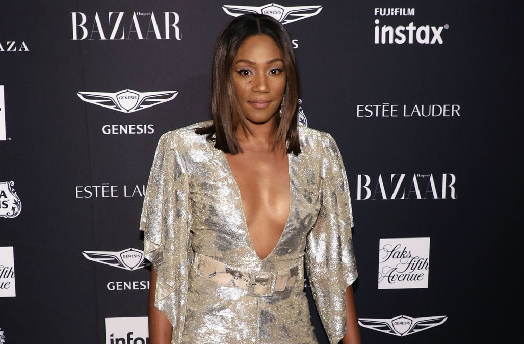 tiffany haddish hot cleavage
