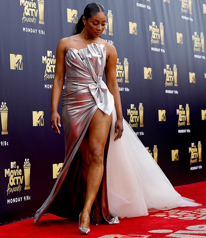 46 Hot And Sexy Pictures Of Tiffany Haddish Are Just Too -8152