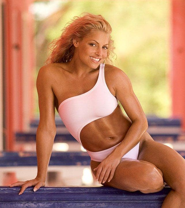 trish stratus swimsuit