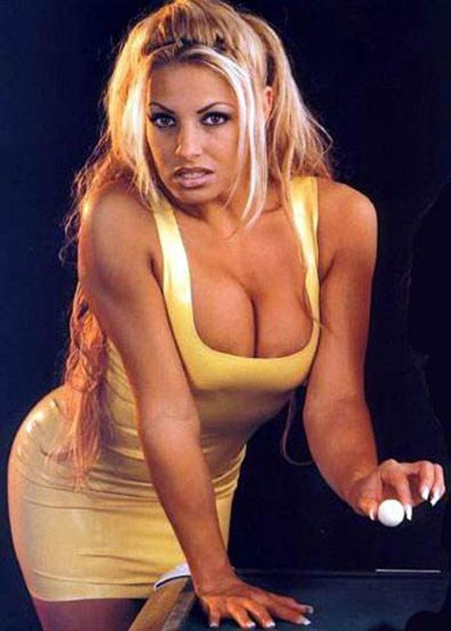 trish stratus too hot