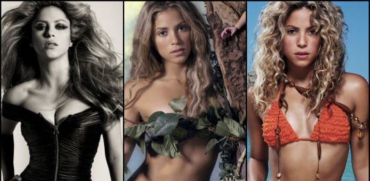 48 Hot Pictures Of Shakira Will Make Every Fan's Day A Win