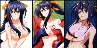 49 Hot Pictures Of Akeno Himejima from High School DxD Prove That She Is As Sexy As Can Be