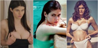 49 Hot Pictures Of Alexandra Daddario Are Here To Take Your Breath Away