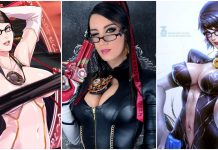 49 Hot Pictures Of Bayonetta Which Will Get You All Sweating